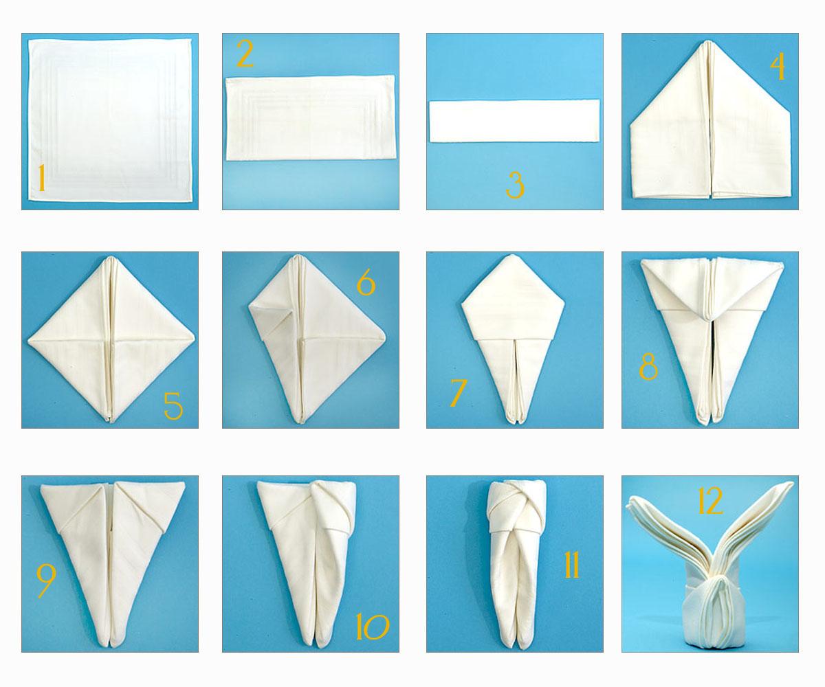Как сложить салфетки в салфетницу фото пошагово